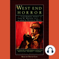 The West End Horror