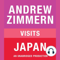 Andrew Zimmern visits Japan