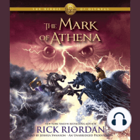 The Mark of Athena: The Heroes of Olympus (Book Three)