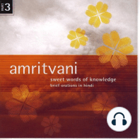 Amritvani (Sweet Words of Knowledge), Volume 2