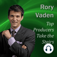 Top Producers Take the Stairs: Advanced Selling Techniques to Help You Reach the Top