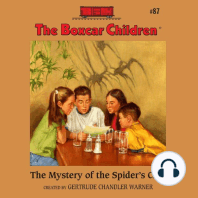 The Mystery of the Spider's Clue