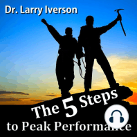 The 5 Steps to Peak Performance