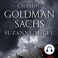 Chasing Goldman Sachs