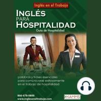 Inglés para Hospitalidad