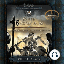 Sir Rowan and the Camerian Conquest: The Knights of Arrethtrae, Book 6