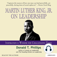 Martin Luther King Jr., on Leadership