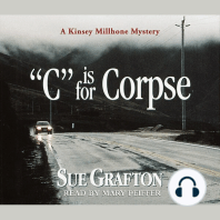 """""""C"""" Is for Corpse"""
