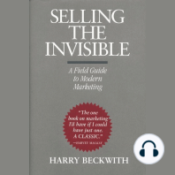 Selling the Invisible