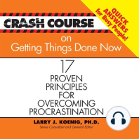 Crash Course on Getting Things Done