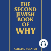 The Second Jewish Book of Why