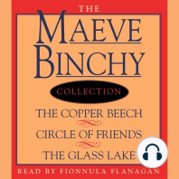 Maeve Binchy Value Collection: The Copper Beach, Circle of Friends, The Glass Lake