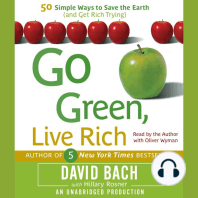 Go Green, Live Rich