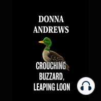 Crouching Buzzard, Leaping Loon