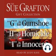 Sue Grafton GHI Gift Collection