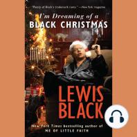 I'm Dreaming of a Black Christmas