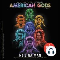 American Gods [TV Tie-In]: A Novel