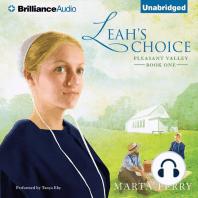 Leah's Choice