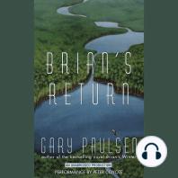 Brian's Return: A Hatchet Adventure, Book 4