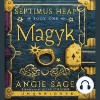 Septimus Heap, Book One