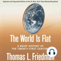 The World Is Flat [Updated and Expanded]