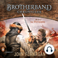 Brotherband Chronicles, Book 2