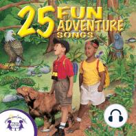 25 Fun Adventure Songs