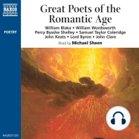 Great Poets of the Romantic Age