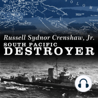 South Pacific Destroyer