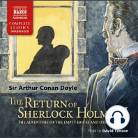 The Return of Sherlock Holmes – Volume I