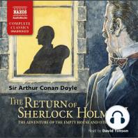 The Return of Sherlock Holmes – Volume I