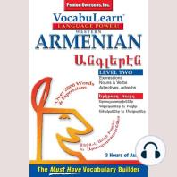Western Armenian/English Level 2