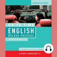Drive Time English