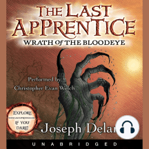 Wrath of the Bloodeye: The Last Apprentice (Book 5)