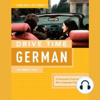 Drive Time German