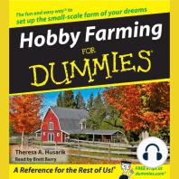 Hobby Farming for Dummies