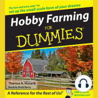 Hobby Farming for Dummies