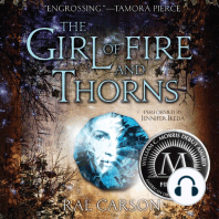 The Girl of Fire and Thorns