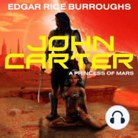John Carter in A Princess of Mars