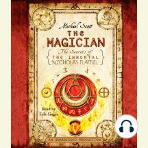 The Magician: The Secrets of the Immortal Nicholas Flamel