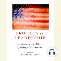 Profiles in Leadership