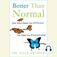 Better Than Normal