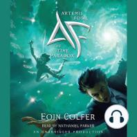 Artemis Fowl, Book 6