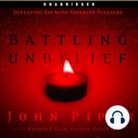 Battling Unbelief