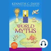 Don't Know Much About World Myths