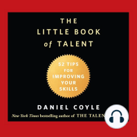 The Little Book of Talent