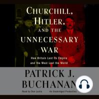 "Churchill, Hitler and ""The Unnecessary War"""