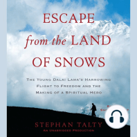 Escape from the Land of Snows