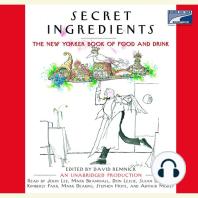 Secret Ingredients