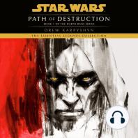 Star Wars: Darth Bane: Path of Destruction: A Novel of the Old Republic
